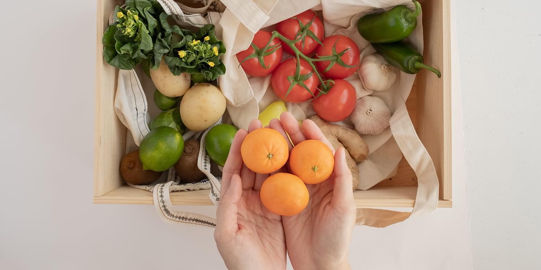野菜果物の仲卸事業